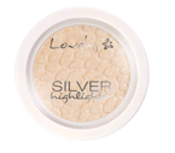 Lovely Highlighter Rozświetlacz Silver