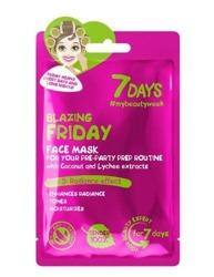 7Days maska do twarzy Blazing Friday 28g