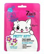 7Days maska do twarzy Pretty Kitty 28g
