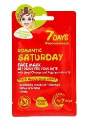 7Days maska do twarzy Romantic Saturday 28g