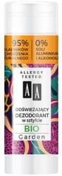 AA BIO dezodorant w sztyfcie Garden 25g
