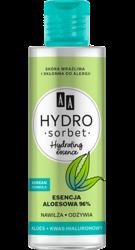 AA HYDRO SORBET Esencja aloesowa 96% 100ml