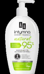 AA Intymna NATURAL Żel do higieny intymnej 300ml