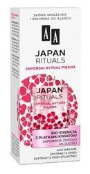 AA JAPAN RITUALS Bio-esencja młodości z płatkami kwiatów 35ml