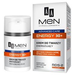 AA MEN Advanced Care Energy 30+ Energizujący krem do twarzy 50ml