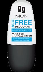 AA MEN Alu Free Deodorant Comfort Protect 50ml