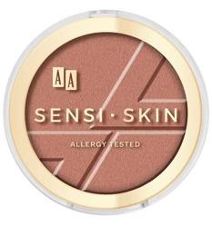 AA SENSI-SKIN Powder Blush Róż do policzków 02 Sweet Wine 9g
