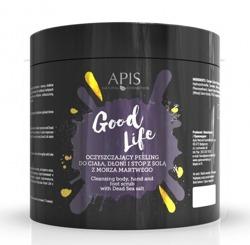 APIS Oczyszczający Peeling GOOD LIFE 700g