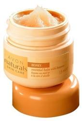AVON naturals Essential balm Honey Uniwersalny balsam z miodem i woskiem pszczelim 15ml