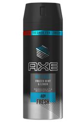 AXE Ice Chill Dezodorant w aerozolu dla mężczyzn 150ml