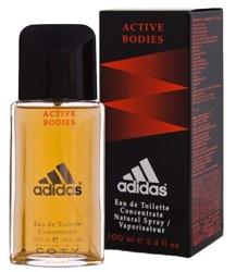 Adidas Man Active Bodies EDT Spray Woda toaletowa 100ml