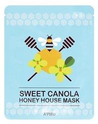 A'pieu Sweet Honey House Mask Ujędrniająco-nawilżająca maska do twarzy SWEET CANOLA