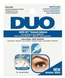 Ardell Duo Quick-Set Klej do rzęs white clear 7g