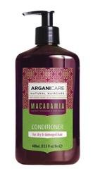 ArganiCare Conditioner MACADAMIA Odżywka do włosów z olejem makadamia 400ml