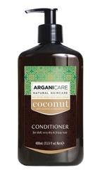 ArganiCare Hair Conditioner COCONUT Odżywka do włosów z olejem kokosowym 400ml