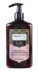 ArganiCare Leave-in Conditioner SILK Odżywka do włosów bez spłukiwania z jedwabiem 400ml