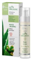 Ava ECO Aloe Anti-Aging Przeciwzmarszczkowy krem na noc 50ml