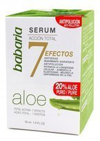 BABARIA Serum do twarzy 7 efektów Aloe Vera 50ml