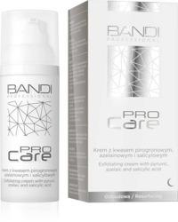 BANDI PROcare Krem z kwasem Pirogronowym Azelainowym i Salicylowym 50ml