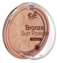BELL Bronze Sun powder Puder brązujący z panthenolem 25 9g