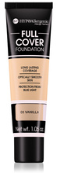 BELL Full Cover Foundation Kryjący podkład do twarzy 03 Vanilla 30ml