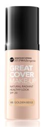 BELL Great Cover make-up Intensywnie kryjący podkład w musie 05 Golden Beige 20g