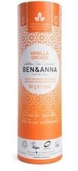 BEN&ANNA Naturalny dezodorant w sztyfcie VANILLA ORCHID 60g
