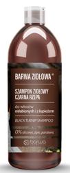 Barwa Ziołowa Szampon Czarna rzepa do włosów osłabionych i z łupieżem 480ml