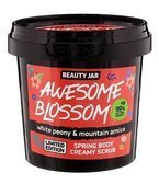 Beauty Jar Peeling do ciała AWESOME BLOSSOM 115ml