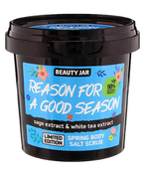 Beauty Jar Peeling do ciała REASON FOR A GOOD SEASON 115ml