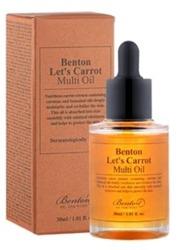 Benton Let's Carrot Multi Oil Odżywczy olejek do twarzy 30ml