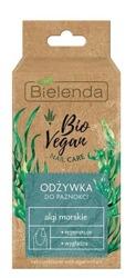 Bielenda Bio Vegan Nail Care Odżywka do Paznokci Algi Morskie 10ml