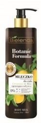Bielenda Botanic Formula Cytrynowiec + Mięta Mleczko do ciała 400ml