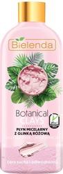 Bielenda Botanical Clays płyn micelarny z glinką różową 500ml