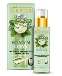Bielenda Botanical Clays serum booster do twarzy z glinką zieloną 30ml