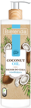 Bielenda COCONUT OIL balsam do ciała 400ml