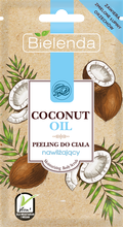 Bielenda COCONUT OIL peeling do ciała 30g
