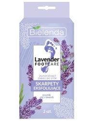 Bielenda Lavender Foot Care Skarpety Eksfoliujące 2szt.