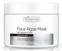 Bielenda Professional - Maska algowa do twarzy z kwasem hialuronowym 190g