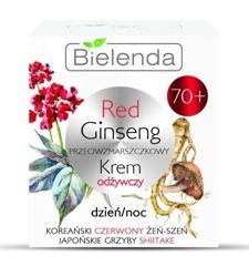 Bielenda Red Ginseng przeciwzmarszczkowy krem 70+ dzień/noc 50ml