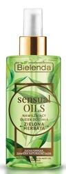 Bielenda Sensual Oils Nawilżający olejek do ciała Zielona herbata 150ml