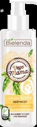 Bielenda Vege mama Wegański olejek odżywczy przeciw rozstępom  Dla kobiet w ciąży i po porodzie 200ml
