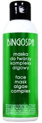 BingoSpa Maska do twarzy - Kompleks algowy 120g
