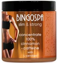 BingoSpa SLIM&STRONG Koncentrat cynamonowo-kofeinowy z L-karnityną