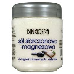 BingoSpa Sól Sól siarczanowo-magnezowa 550g