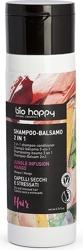 BioHappy Szampon i odżywka 2w1 Jungle Infusion Mango 200ml