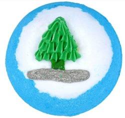 Bomb Cosmetics Musująca kula Rocking Aruond the Christmas Tree 160g