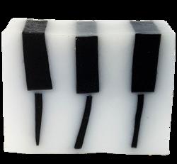 Bomb Cosmetics Mydło Glicerynowe The Piano Bar 100g