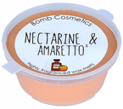 Bomb Cosmetics Wosk zapachowy NECTARINE&AMARETTO  35g
