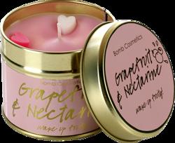 Bomb Cosmetics świeca zapachowa puszka Grapefruit&Nectarine